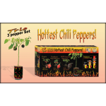 Chili Pepper Growing Kit