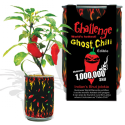 Ghost Pepper Growing Kit