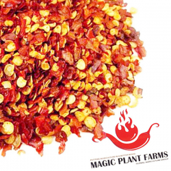 Moruga Scorpion Pepper Flakes / Crushed - 1kg / 2.2lb