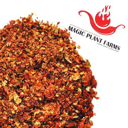 Scorpion Pepper Flakes / Crushed  1kg