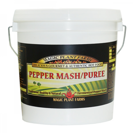 Cayenne Pepper Mash