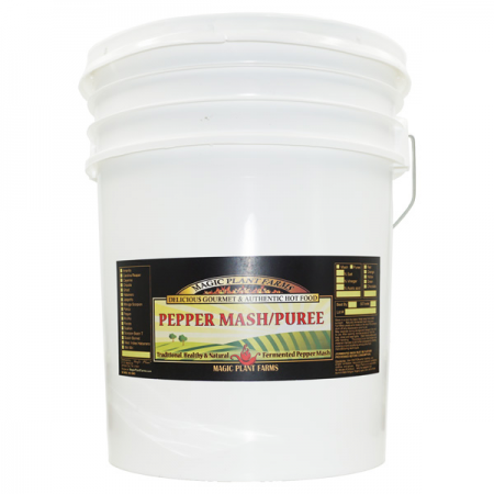 Ghost Pepper Mash