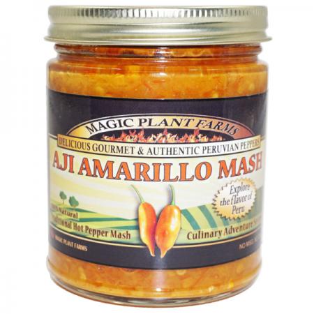Aji Amarillo Mash