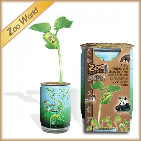 Zoo World In a Can
