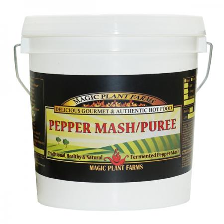 Cayenne Pepper Puree