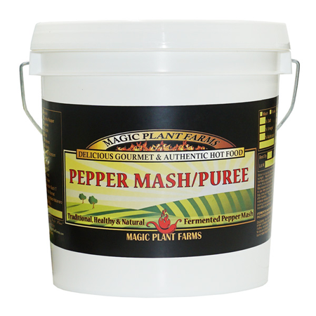 Ghost Pepper Puree