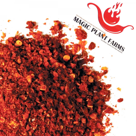 Scotch Bonnet Flakes