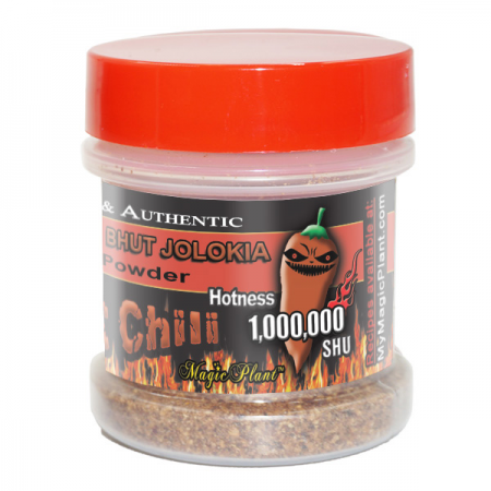 Ghost Chili Powder Chocolate