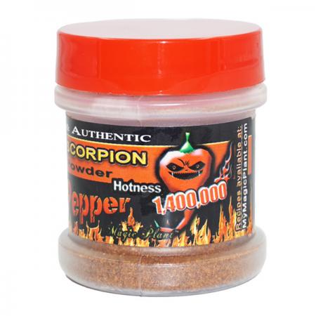 Trinidad Scorpion Powder