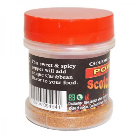 Scotch Bonnet Pepper Powder