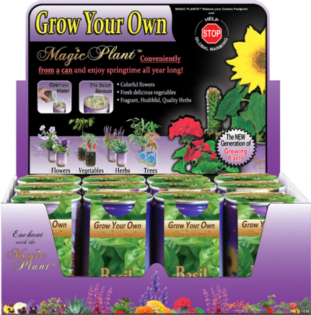 Bazil Growing kit
