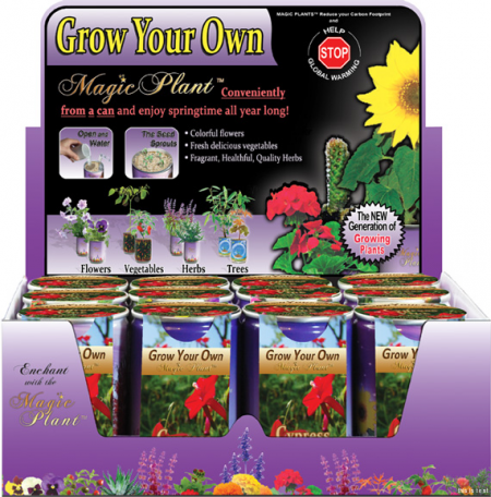 Cypress Vine Growing kit