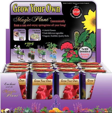 Geranium Growing kit