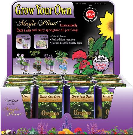 Oregano Growing- kit