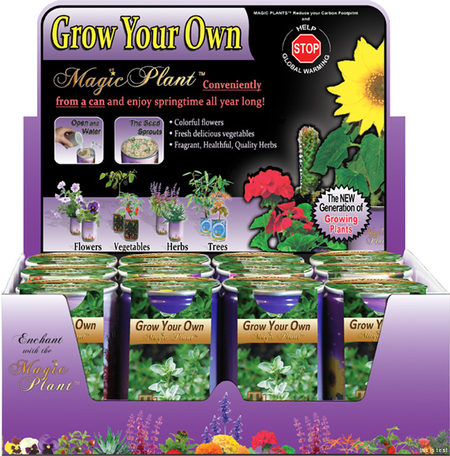 Spearmint Growing kit