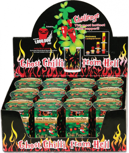 Chili Pepper Growing kit