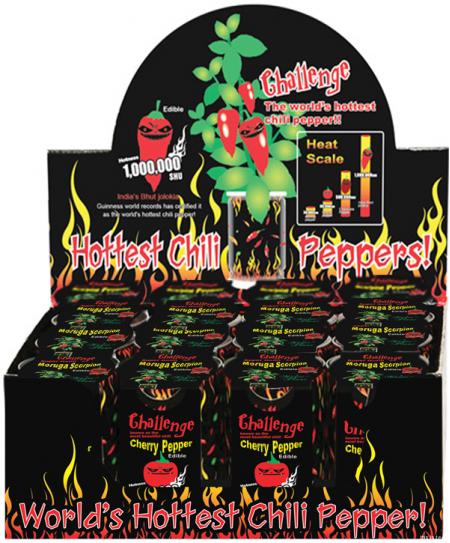 Cherry Pepper Growing kit