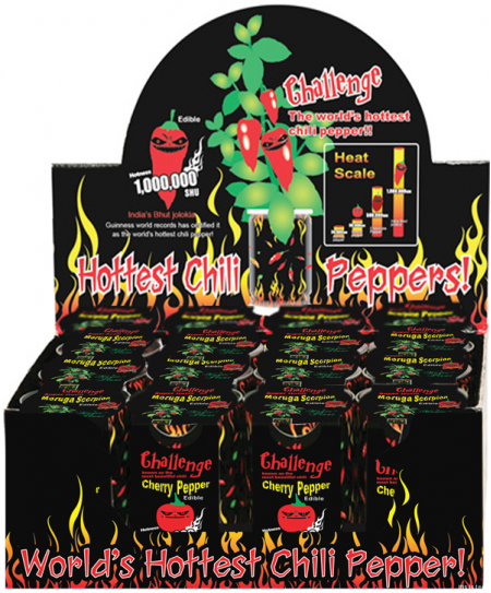 Cherry Pepper Growing kit